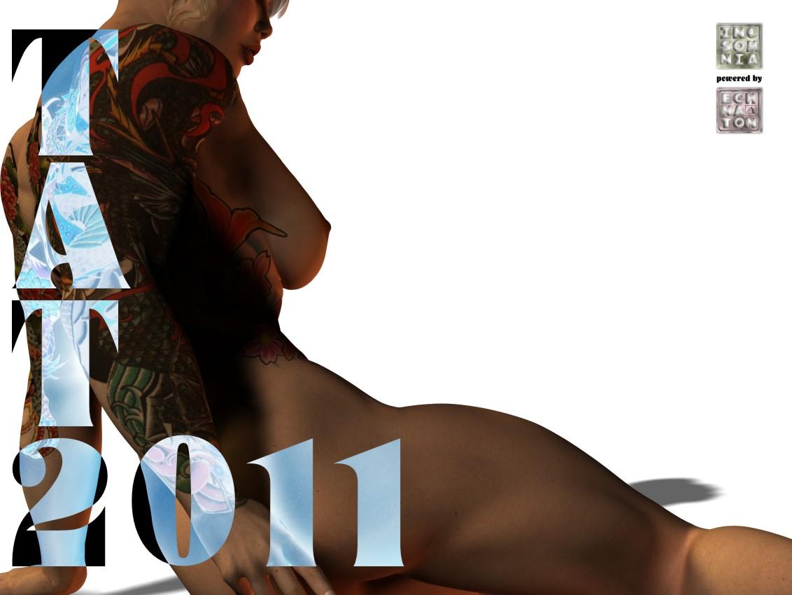 INSOMNIA 2011 - Titelblatt